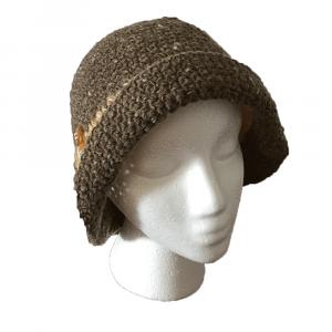 Chapeau cloche 1